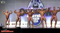 2016 Olympia Amateur Spain: Bodybuilding Overall