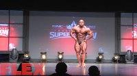 2016 Toronto Pro Open Bodybuilding Routine: Fouad Abiad
