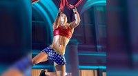 Watch Stuntwoman Destroy This Ninja Warrior Track