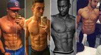 Best Men's Abs on Instagram