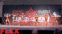 2016 Toronto Pro Prejudging: Women's Bodybuilding