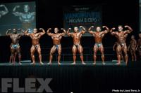 2016 IFBB Vancouver Pro: 212 Bodybuilding Comparisons
