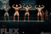 2016 IFBB Vancouver Pro: Open Bodybuilding Comparisons