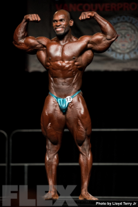 2016 IFBB Vancouver Pro: 212 Bodybuilding - Al Auguste