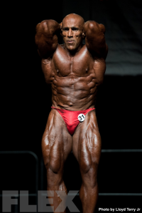 2016 IFBB Vancouver Pro: 212 Bodybuilding - Reza Amin Torabi