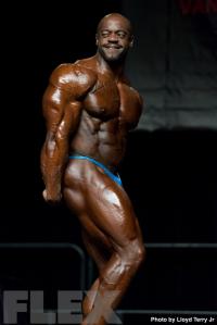 2016 IFBB Vancouver Pro: Open Bodybuilding - Renaldo Gairy