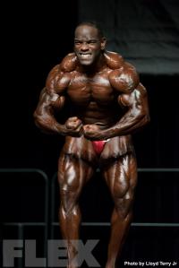 2016 IFBB Vancouver Pro: Open Bodybuilding - Johnnie Jackson