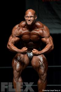 2016 IFBB Vancouver Pro: Open Bodybuilding - Ben Pakulski