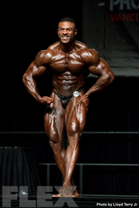 2016 IFBB Vancouver Pro: Open Bodybuilding - Henri Pierre Ano