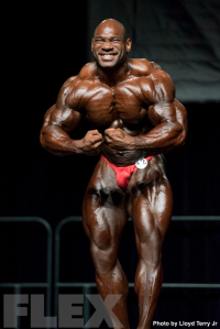 2016 IFBB Vancouver Pro: Open Bodybuilding - Fred Smalls