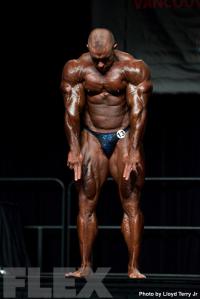 2016 IFBB Vancouver Pro: Open Bodybuilding - Daniel Toth