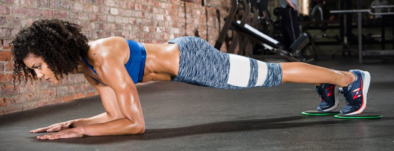 4 Weeks to Bikini Abs Workout Program