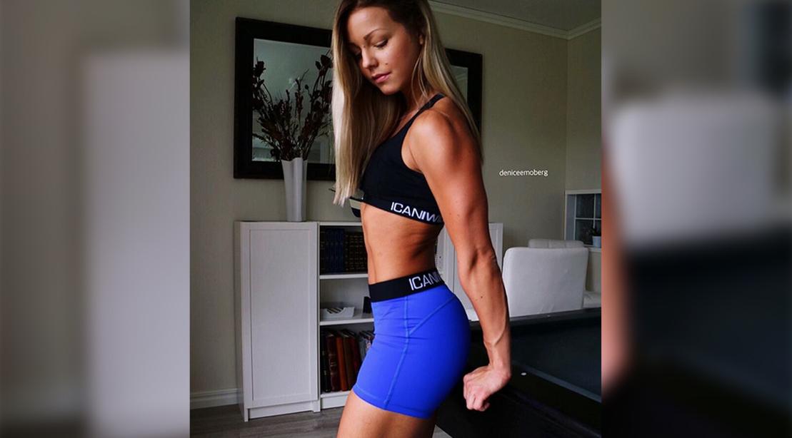 Teen Muscular Girls