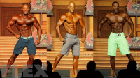 2016 IFBB Lenda Murray Pro - Men's Physique