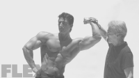 Behind-the-Scenes with Frank Zane and Sadik Hadzovic
