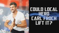 Former Middleweight Champ, Carl Froch vs The Mighty Thor