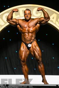 2016 Arnold Classic Asia - Open Bodybuilding - Lukas Wyler
