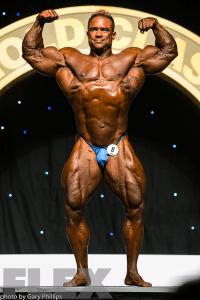 2016 Arnold Classic Asia - Open Bodybuilding - Paulo Almeida