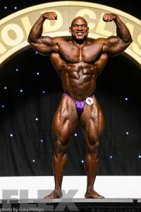 2016 Arnold Classic Asia - Open Bodybuilding - Fred Smalls