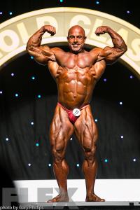 2016 Arnold Classic Asia - Open Bodybuilding - Michael Kefalianos