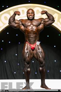 2016 Arnold Classic Asia - Open Bodybuilding - Akim Williams