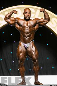 2016 Arnold Classic Asia - Open Bodybuilding - Maxx Charles