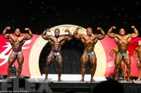 2016 Arnold Classic Asia - Open Bodybuilding - Comparisons