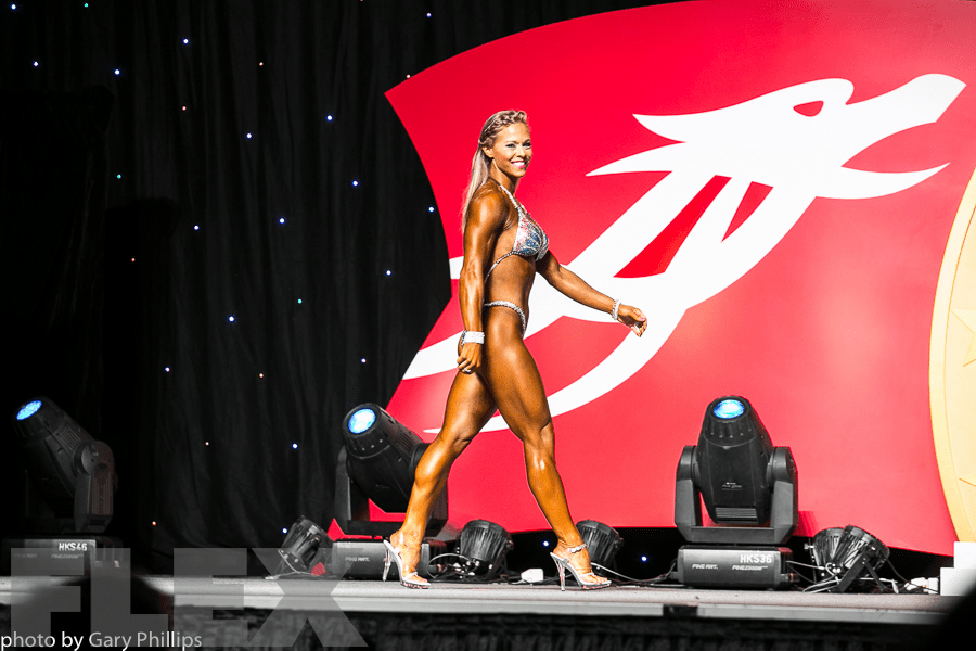 2016 Arnold Classic Asia - Fitness - Bethany Wagner