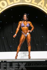 2016 Arnold Classic Asia - Fitness - Marta Aguiar