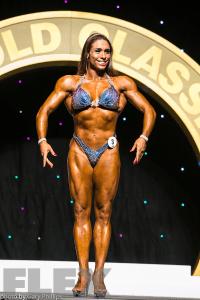 2016 Arnold Classic Asia - Fitness - Diana Monteiro
