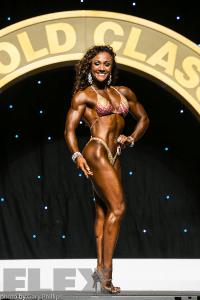 2016 Arnold Classic Asia - Fitness - Tanji Johnson