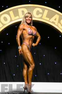 2016 Arnold Classic Asia - Fitness - Ryall Graber