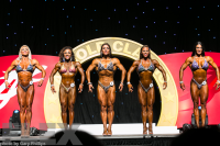 2016 Arnold Classic Asia - Fitness - Comparisons