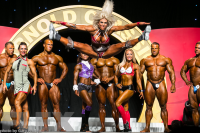 2016 Arnold Classic Asia - Bodybuilding & Fitness Posedown