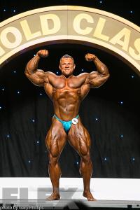 2016 Arnold Classic Asia - Open Bodybuilding - Justin Compton