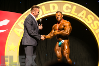 2016 Arnold Classic Asia - Awards