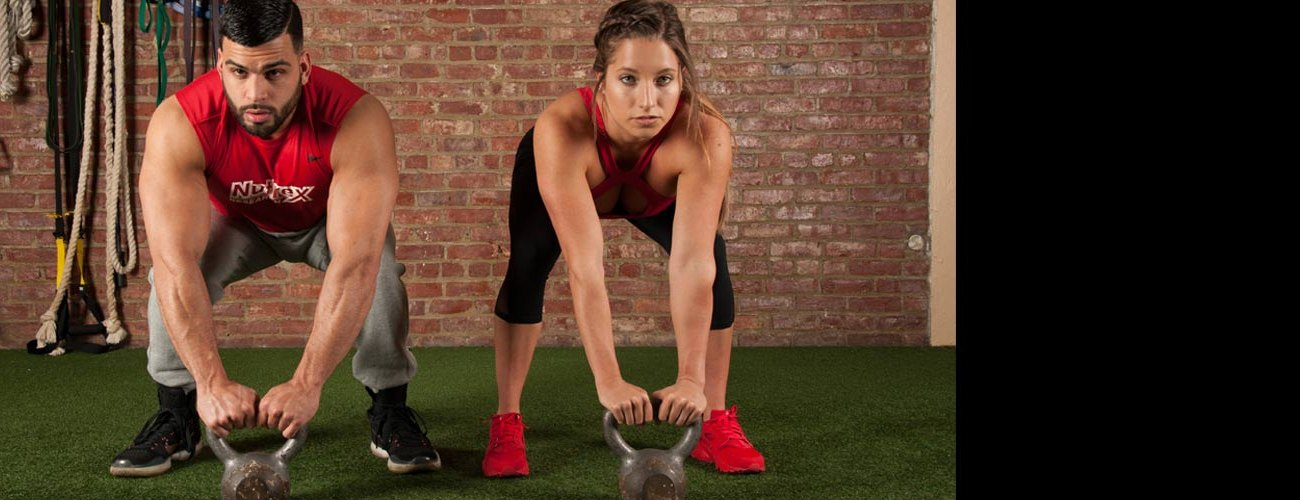 #UltraFit Challenge: Strength & Conditioning