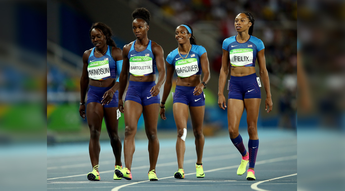 OLYMPICS ROUNDUP: DAY 13