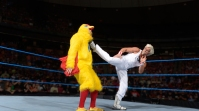WWE Names Its Chicken Sandwich Champion