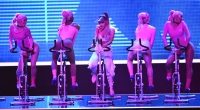 The Fitness Trend at the VMAs