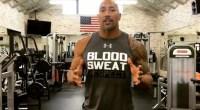 Dwayne Johnson Raises Awareness for Veteran Suicide