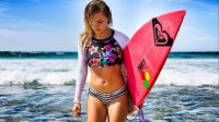 The 21 Hottest Girls in Surfing