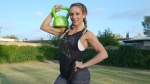 Paige Hathaway's Fit in Five Kettlebell Quickie
