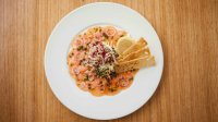 Healthy Eats: Protein-Packed Salmon Carpaccio