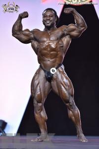 William Bonac - Open Bodybuilding - 2016 Arnold Classic Europe