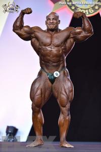 """Mamdouh """"Big Ramy"""" Elssbiay - Open Bodybuilding - 2016 Arnold Classic Europe"""