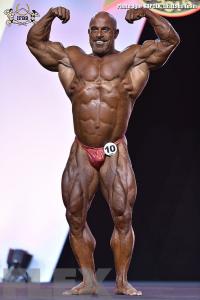 Miachael Kefalianos - Open Bodybuilding - 2016 Arnold Classic Europe