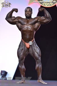 Brandon Curry - Open Bodybuilding - 2016 Arnold Classic Europe