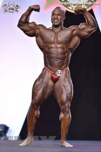 Victor Martinez - Open Bodybuilding - 2016 Arnold Classic Europe
