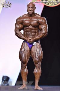 Petar Klancir - Open Bodybuilding - 2016 Arnold Classic Europe